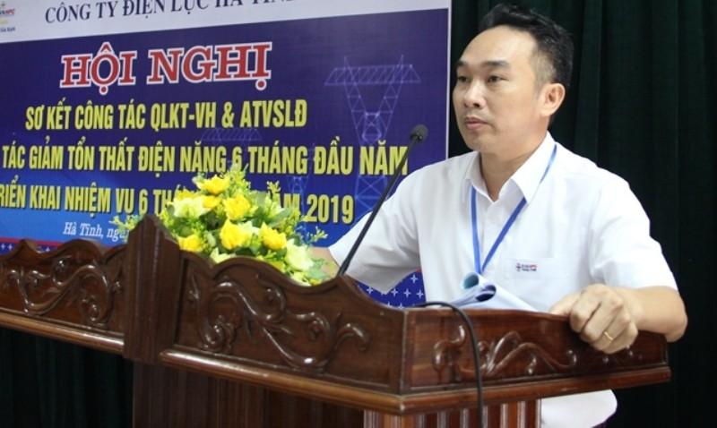 Khởi tố phó giám đốc Công ty Điện lực Hà Tĩnh - ảnh 2