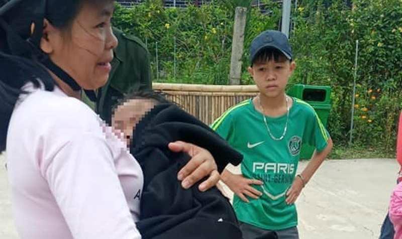 Thầy giáo dũng cảm cứu trẻ em du xuân bị rơi xuống hồ nước    - ảnh 2