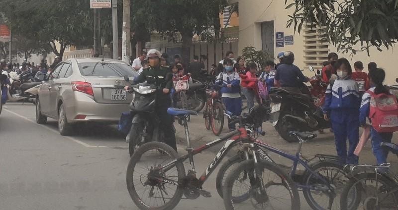 Hà Tĩnh cho 700 trường nghỉ học, Nghệ An vẫn học bình thường  - ảnh 3