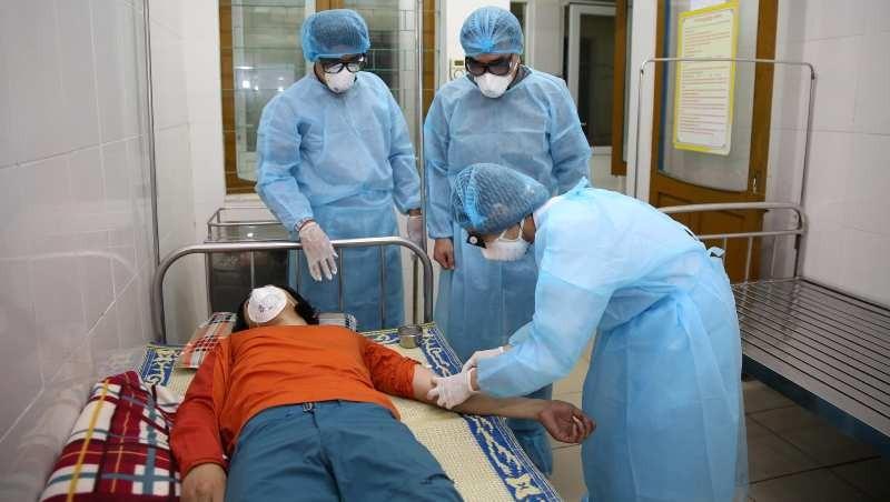 1.219 người Trung Quốc, Đài Loan ở Hà Tĩnh sức khỏe ổn định - ảnh 1