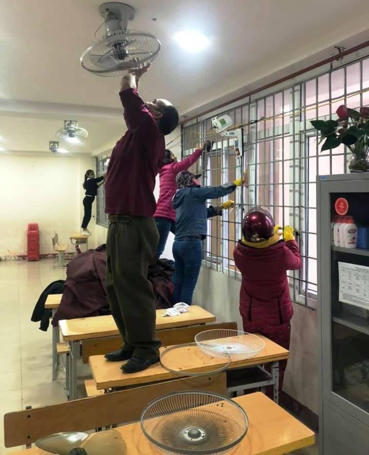 Nghệ An và Hà Tĩnh cho học sinh nghỉ học đến cuối tháng 2 - ảnh 3