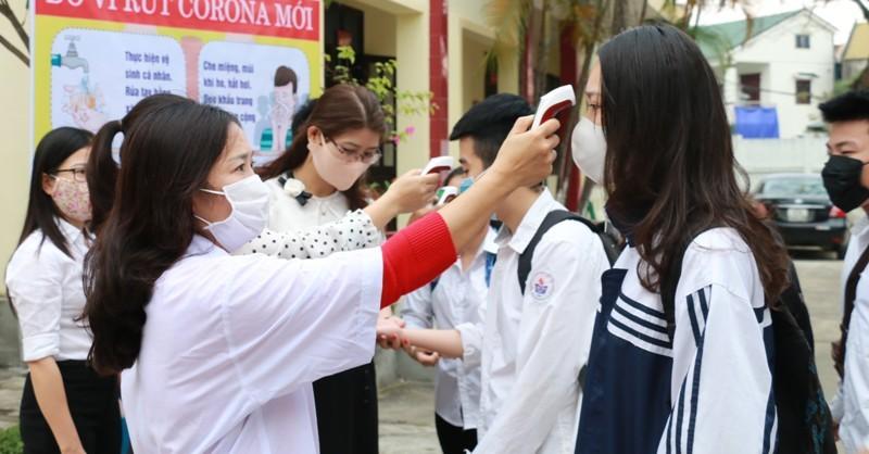 Nghệ An ra công văn khẩn cho học sinh 1 xã và 1 huyện nghỉ học - ảnh 2