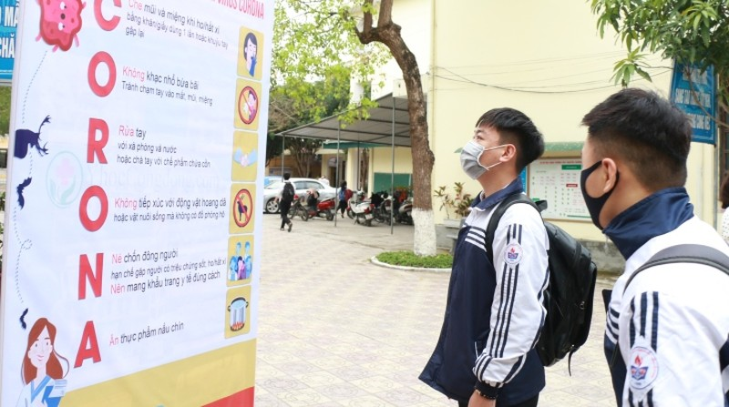 Nửa đêm ra công văn cho học sinh THCS ở Nghệ An nghỉ học - ảnh 2