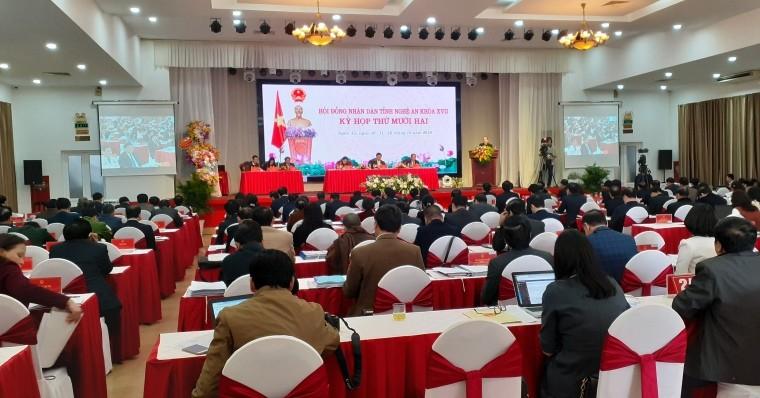 Nghệ An: Hoãn họp bầu chủ tịch tỉnh, cách ly một số cán bộ - ảnh 1
