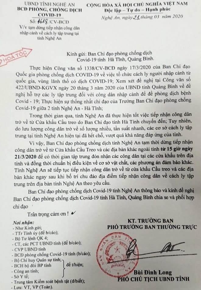 Cách ly quá tải vì hàng ngàn người từ Lào về tránh COVID-19  - ảnh 2