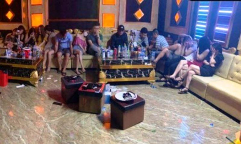 73 người phê ma túy trong khách sạn treo biển dừng hoạt động  - ảnh 1