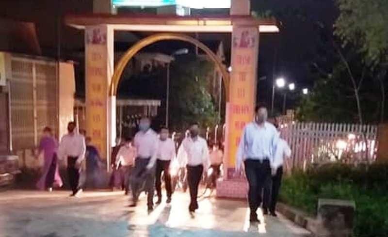 Giám mục Giáo phận tỉnh Hà Tĩnh nói về đông người đến nhà thờ  - ảnh 2