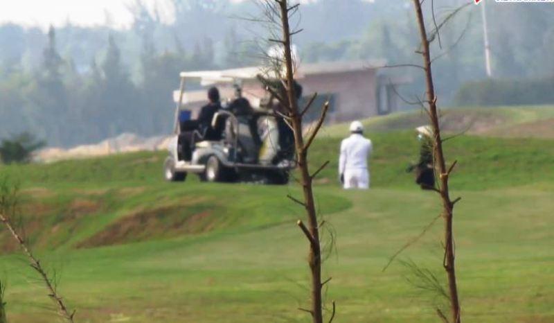 Cho 'đại gia' chơi golf, Công ty Golf Xuân Thành bị phạt tiền - ảnh 2