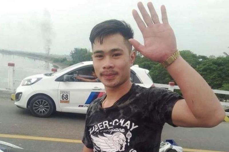 Nam sinh viên Lào dũng cảm cứu người nhảy sông tự tử  - ảnh 1