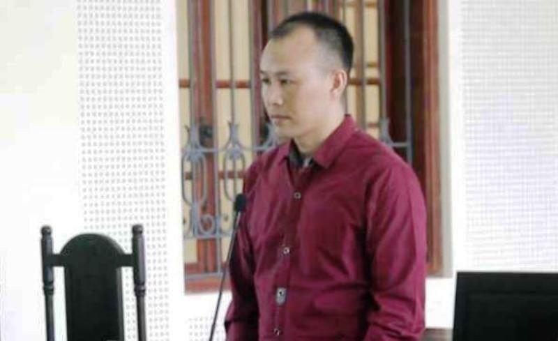 Lãnh án tử hình, bị cáo 33 tuổi đứng khóc nức nở  - ảnh 1