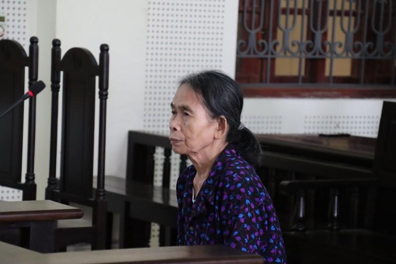 Bà nội sát hại cháu 11 tuổi lãnh 12 năm tù - ảnh 1