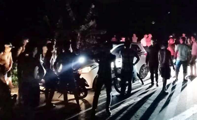 Tạm giữ tài xế tông CSGT bị thương rồi bỏ chạy - ảnh 1