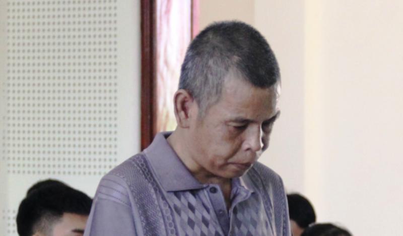 Vừa mãn hạn tù lại lãnh án chung thân vì giết người - ảnh 1