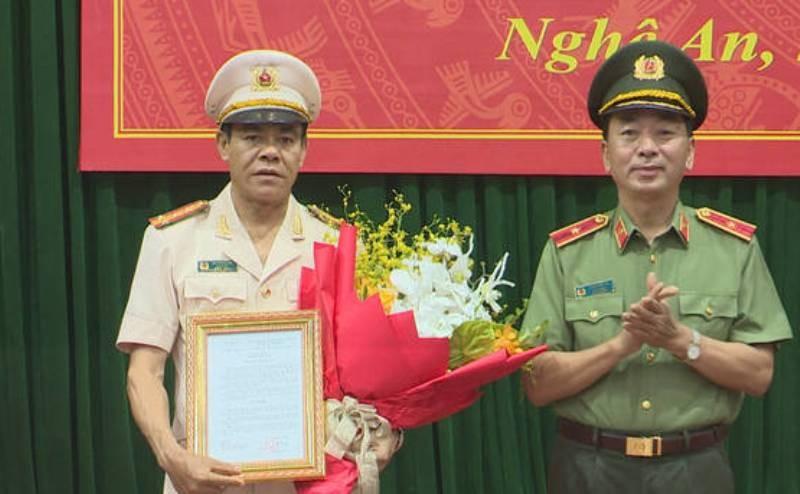 Nghệ An, Hà Tĩnh, Quảng Bình có tân Giám đốc công an tỉnh - ảnh 1