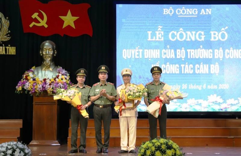 Nghệ An, Hà Tĩnh, Quảng Bình có tân Giám đốc công an tỉnh - ảnh 3