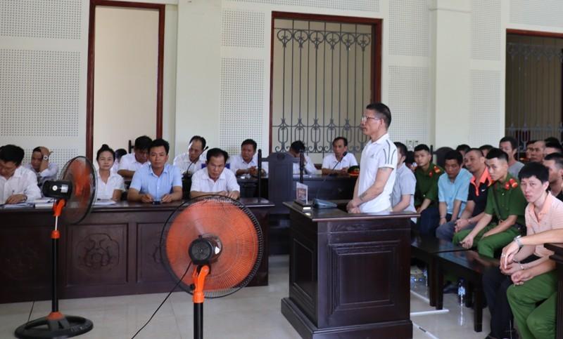 Đường dây ma túy có cựu thiếu tá: 2 người Lào đã mang án tử - ảnh 1