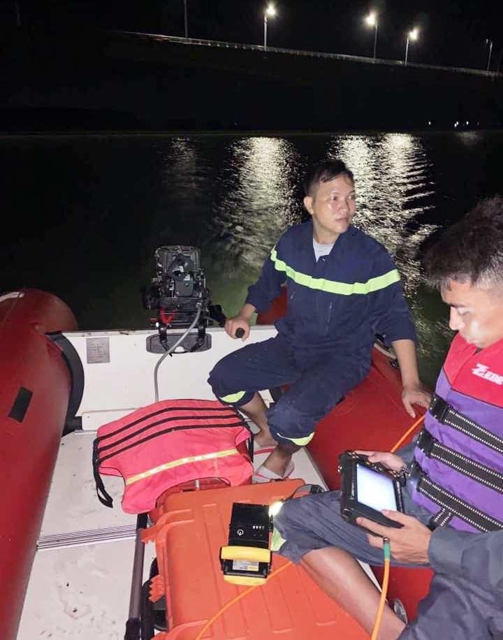 Đau lòng 2 mẹ con và cháu tử vong trên sông Lam - ảnh 1
