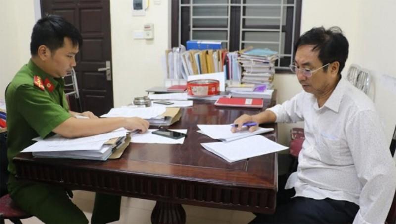 Khởi tố thêm 1 Quyền Trưởng phòng Ban Dân tộc tỉnh Nghệ An - ảnh 2
