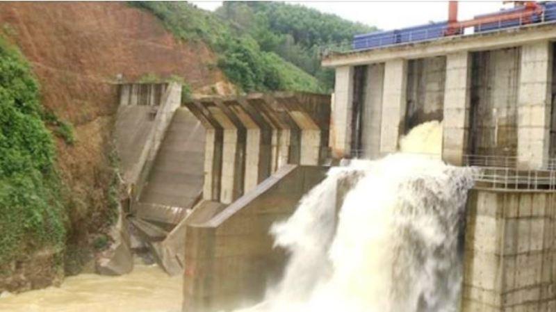 Từ 18 giờ hôm nay: Xã lũ hồ chứa thủy điện Châu Thắng, Nghệ An - ảnh 1