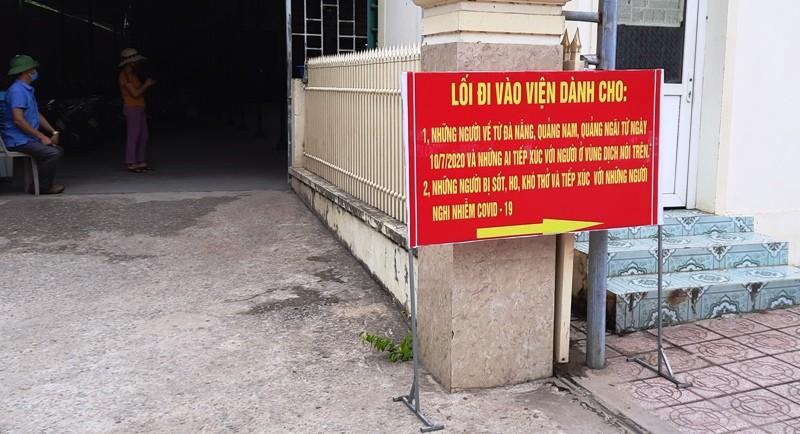 Kết quả xét nghiệm người đàn ông ra Hà Nội tiếp xúc BN 714 - ảnh 1