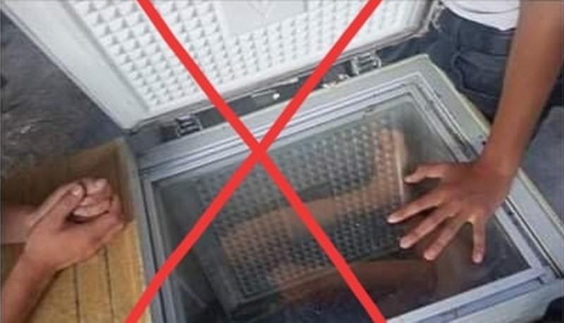 Ép trẻ 15 tuổi nằm trong tủ lạnh để chụp ảnh câu 'like' - ảnh 1