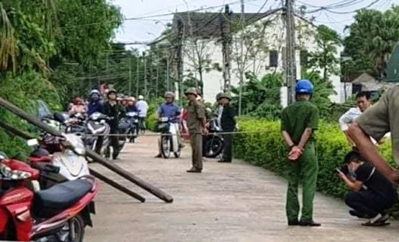 Vụ truy sát 3 người ở Hà Tĩnh: Nạn nhân thứ 2 tử vong - ảnh 2
