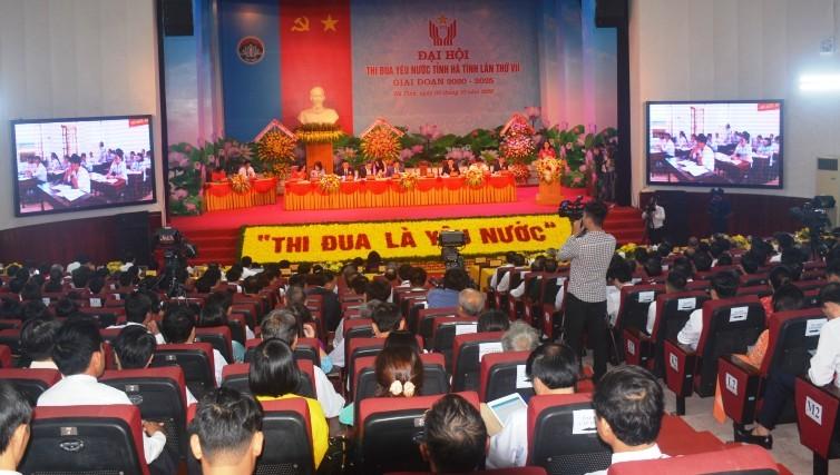 Phó Chủ tịch nước: Hà Tĩnh phát triển nhanh, bền vững  - ảnh 1