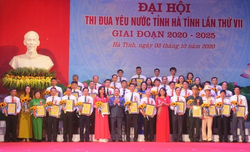 Phó Chủ tịch nước: Hà Tĩnh phát triển nhanh, bền vững  - ảnh 3