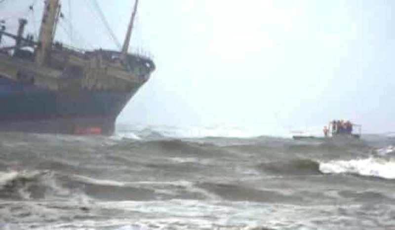 Đã cứu sống 15 người Việt Nam, 1 người Ấn Độ trên tàu gặp nạn - ảnh 1