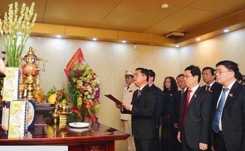 448 đại biểu dự phiên trù bị Đại hội Đảng bộ Nghệ An  - ảnh 1
