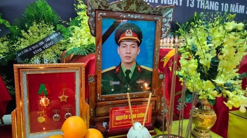 4 liệt sĩ hy sinh ở Rào Trăng 3 về với đất mẹ ở Nghệ An  - ảnh 3
