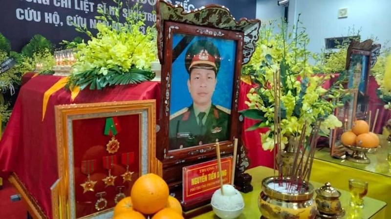 4 liệt sĩ hy sinh ở Rào Trăng 3 về với đất mẹ ở Nghệ An  - ảnh 1