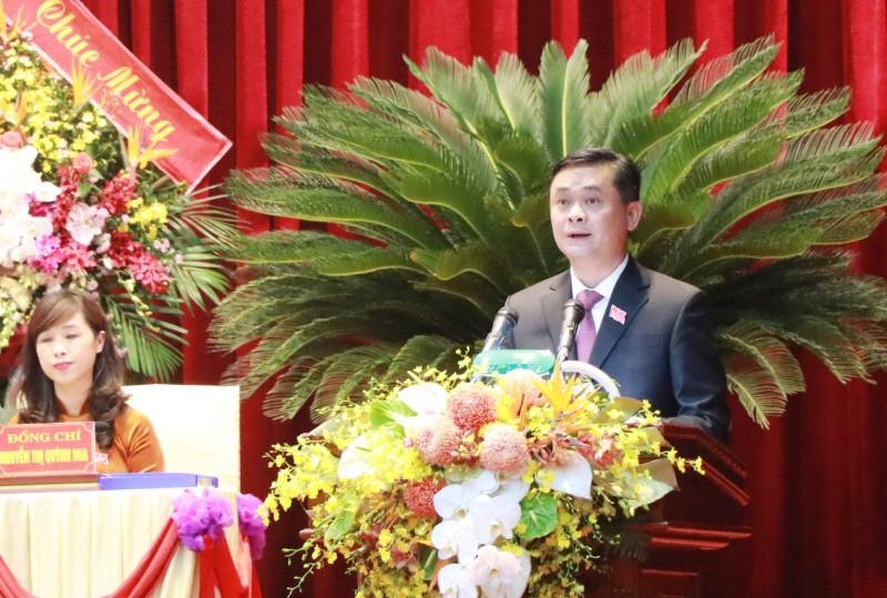 Công bố Bí thư Tỉnh ủy Nghệ An và 16 Ủy viên Ban Thường vụ  - ảnh 2