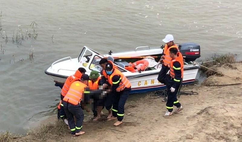 Tìm được thi thể nạn nhân nhảy sông Hiếu ở Nghệ An - ảnh 2