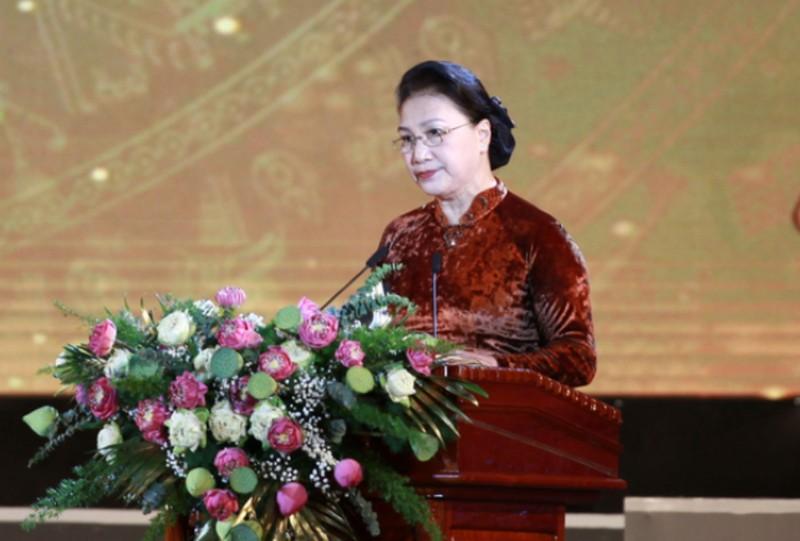 Long trọng kỷ niệm 990 năm danh xưng Nghệ An - ảnh 3