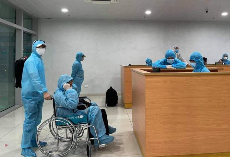 2 người từ Nhật Bản về Nghệ An cách ly, dương tính SARS-CoV-2 - ảnh 1