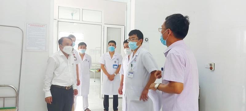 Lịch trình chồng chăm vợ ở Hà Nội về quê dương tính COVID-19 - ảnh 4