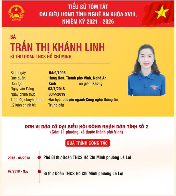 Công bố danh sách 83 đại biểu HĐND tỉnh Nghệ An  - ảnh 2