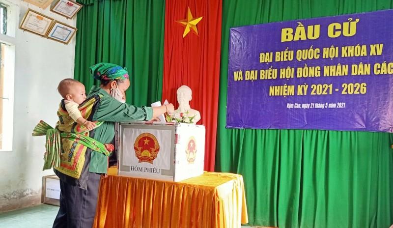 Công bố danh sách 83 đại biểu HĐND tỉnh Nghệ An  - ảnh 1