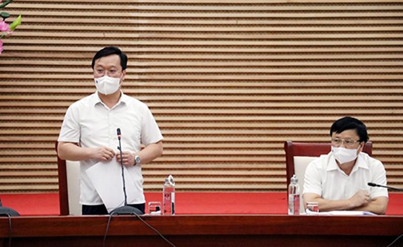 Từ 0 giờ 17-6, giãn cách xã hội TP Vinh và huyện Diễn Châu theo Chỉ thị 15 - ảnh 1