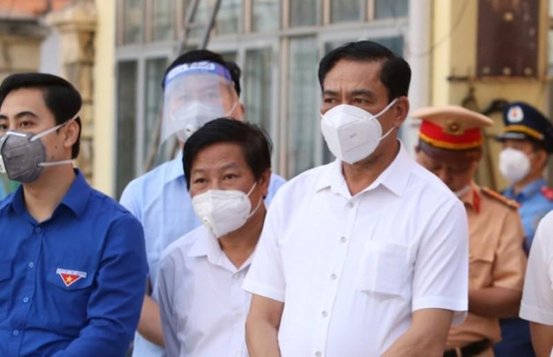 Chuyến tàu chở 815 người từ TP.HCM đã về đến Hà Tĩnh an toàn - ảnh 2