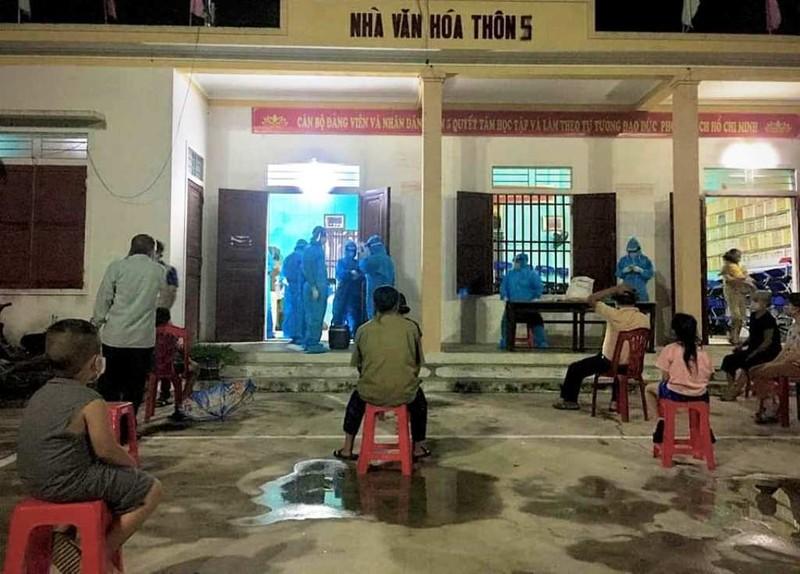 Thêm 6 người ở Nghệ An dương tính với SARS-CoV-2 liên quan ổ dịch BV Minh An - ảnh 2