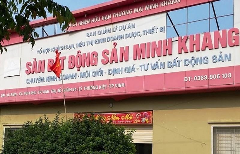 Khởi tố vợ chồng giám đốc Công ty Minh Khang về tội lừa đảo  - ảnh 2