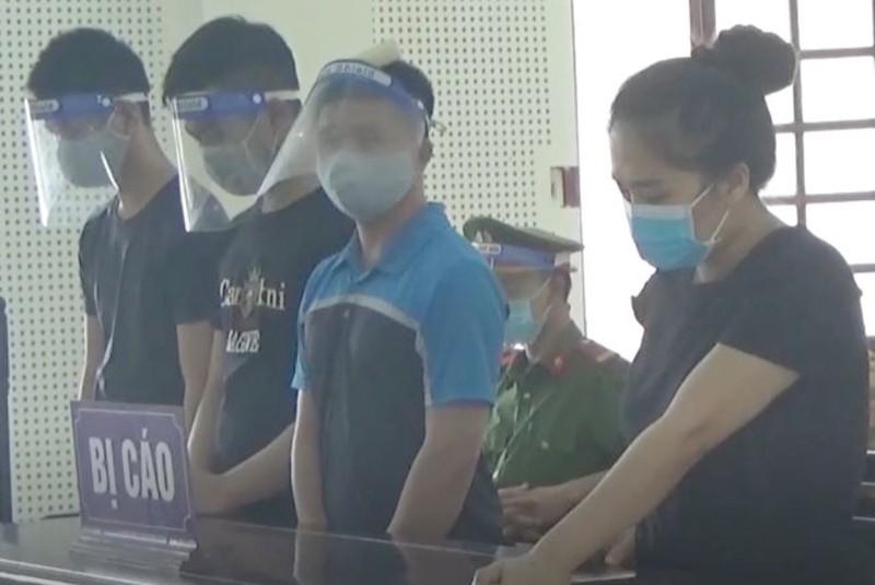 3 chàng tiếp tay cho cô gái lừa lấy hàng công ty, bị phạt 17 năm tù  - ảnh 2