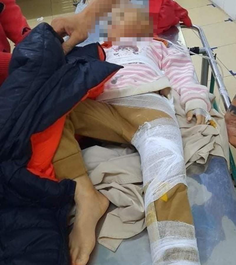 Cứu sống 2 trẻ bị vùi do sạt lở núi ở Hà Tĩnh - ảnh 2