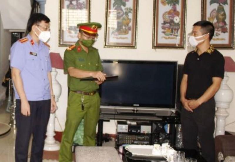 3 người ở Nghệ An bị khởi tố vì giúp giám đốc khai thác đá trắng trái phép - ảnh 2