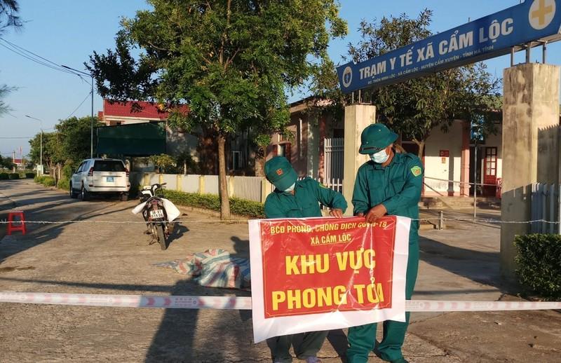 Từ Hà Nội về Hà Tĩnh đang cách ly nhưng vẫn đi ăn nhậu, cả 2 dương tính - ảnh 2