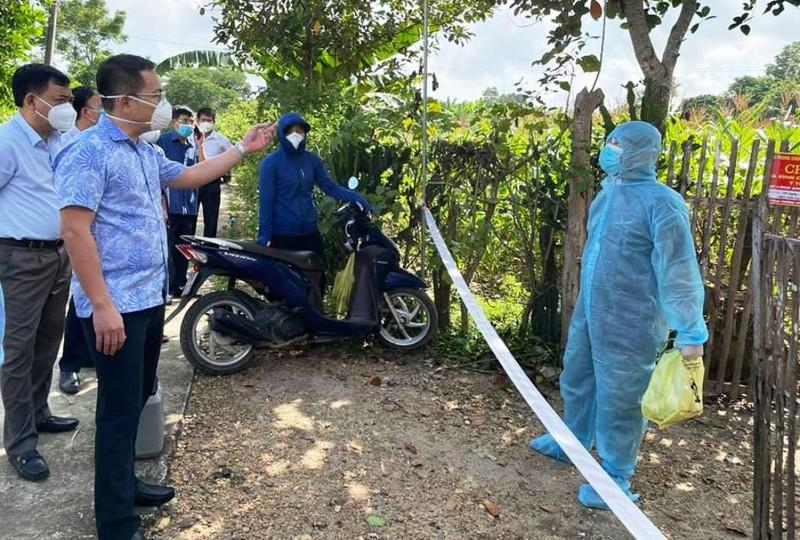 Cửa Lò, Nghệ An: Một người đã tiêm 2 mũi vaccine ngừa COVID-19 vẫn dương tính - ảnh 2