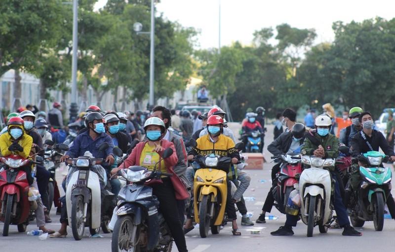 Chồng tử vong, vợ nguy kịch khi chạy xe máy từ miền Nam về Sơn La - ảnh 2