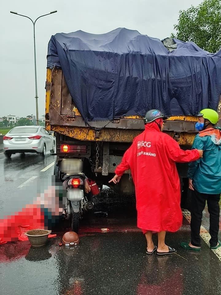 Hoàn cảnh khó khăn của người chạy xe máy về quê bị tai nạn tử vong  - ảnh 1